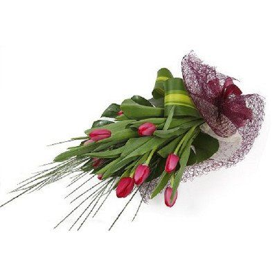 Trendy Tulip Wrap
