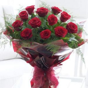 Hearts Desire - Red Roses - Home of Flowers