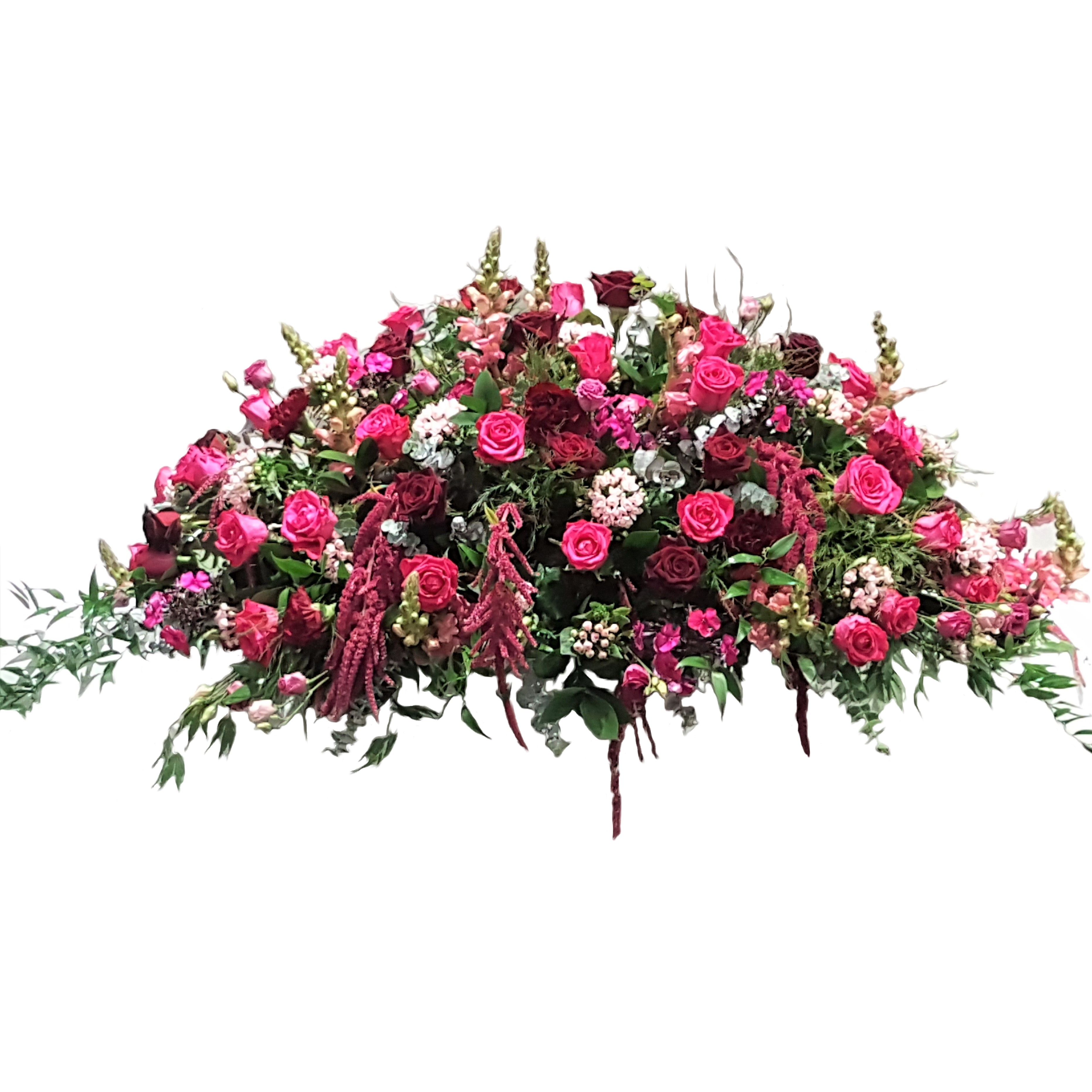 Sweet tranquility coffin top funeral flowers in westcliff on sea sweet tranquility coffin top izmirmasajfo