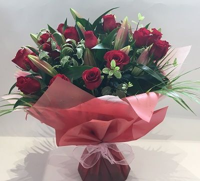 Ruby Passion - Florist in Westcliff on Sea