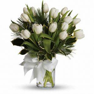 White Velvet – Valentines Gift Westcliff