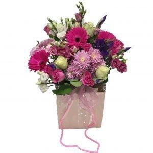 Gerbera Fizz Bouquet