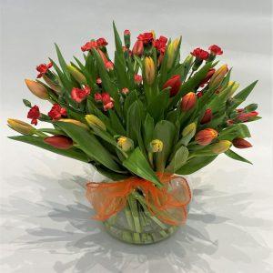 2 Dozen Tulips