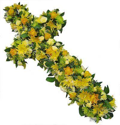 Citrus Funeral Cross
