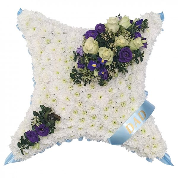 Funeral Cushion - Dad