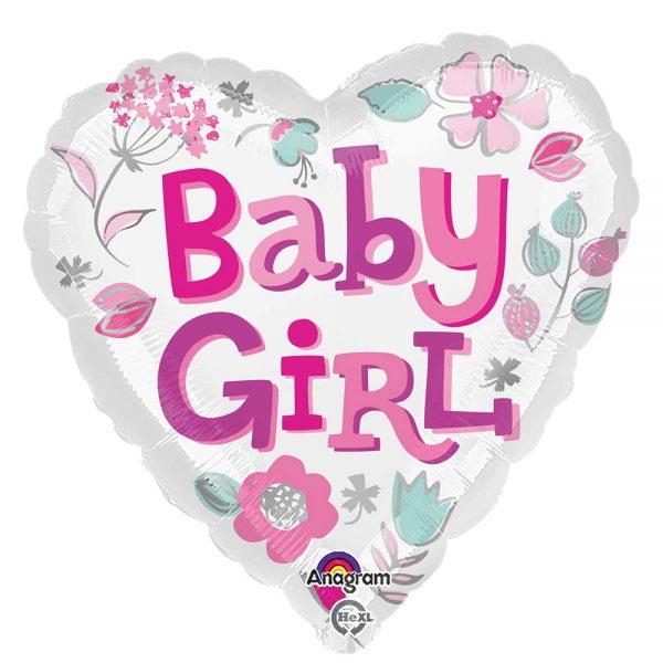 Baby GirlBalloon